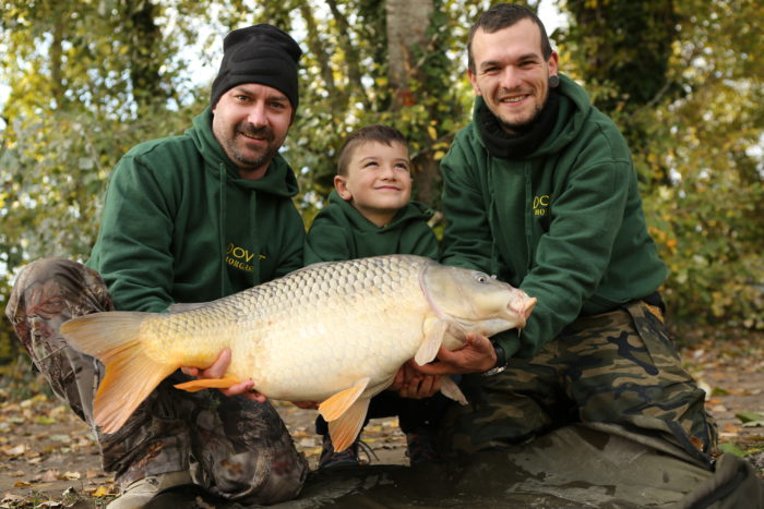 A közösen szerzett horgászélmények, egy életen át elkísérnek minket...